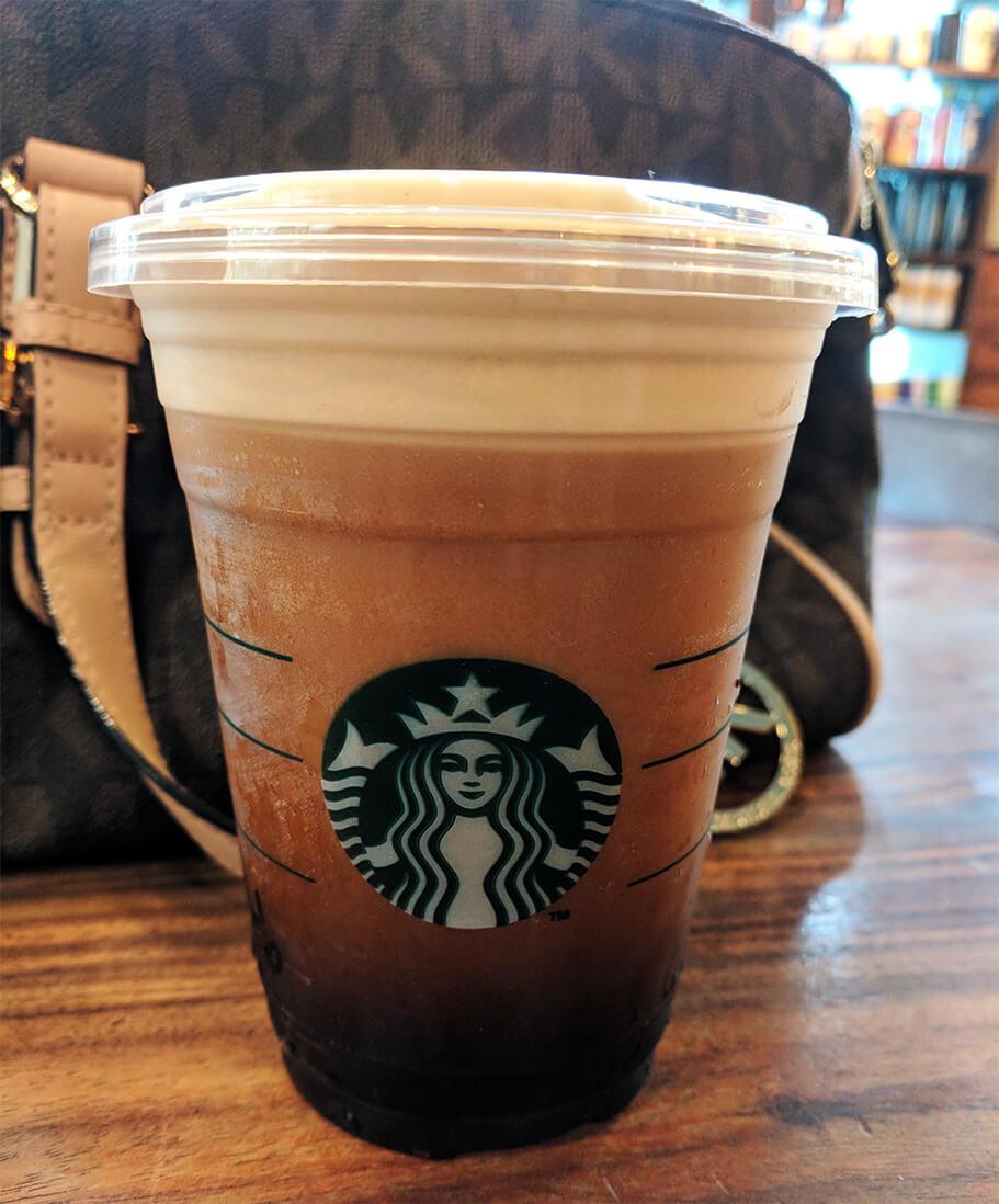 12 Healthy Starbucks Drinks Under 100 Calories Momshells