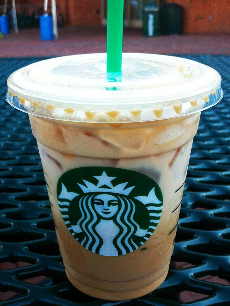 12 Healthy Starbucks Drinks Under 100